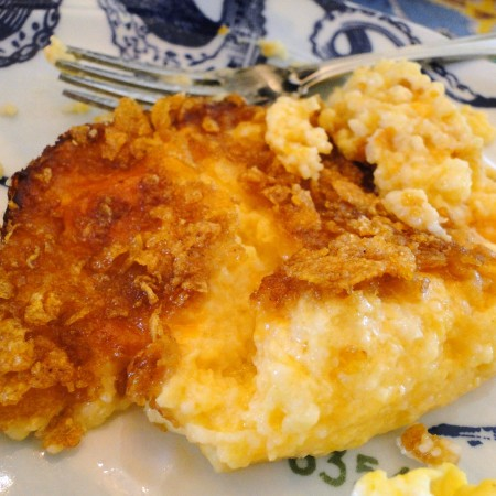 Daddy Henry's Cheese Grits
