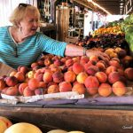 Pickin', Sniffin' & Thumpin' at the Kirkwood Farmers' Market